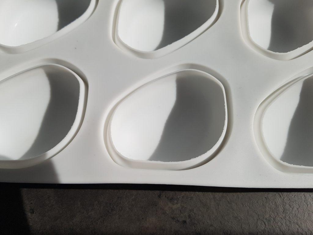 Seifenform Steine Detail