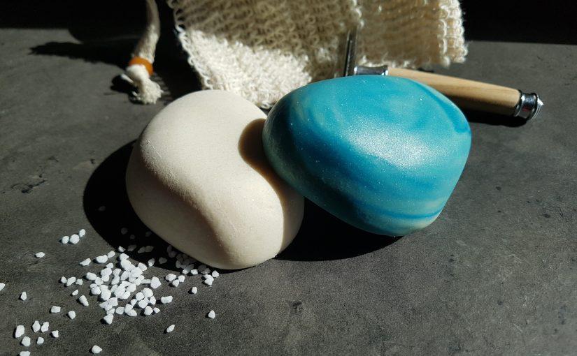 Seifenformen Steine - Salzseife & Männerseife