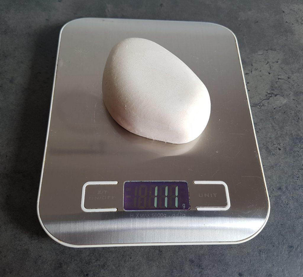 Soleseife Stein Gewicht