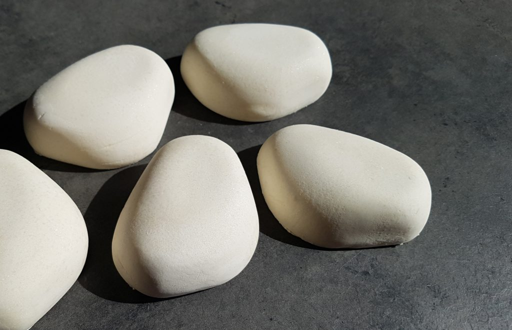 Soleseifen Steine