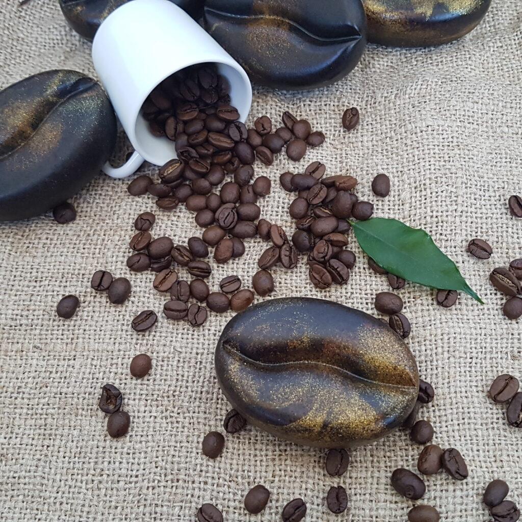 Kaffee-Peeling-Seife Rezept
