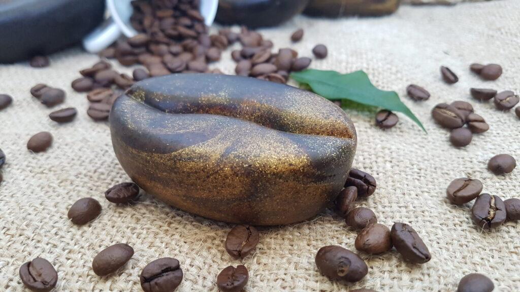 Kaffeeseife Kaffeebohne