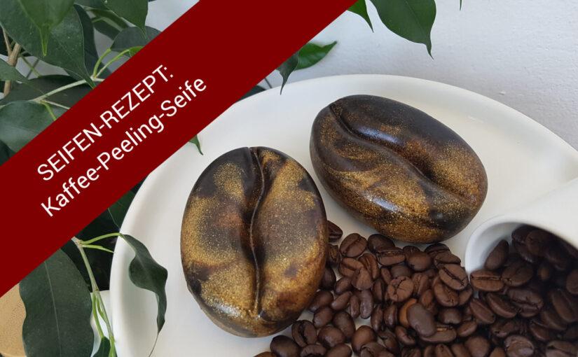 Rezept: Kaffee-Peeling-Seife (DIY Kaffeeseife)