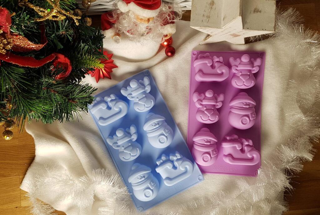 Seifenformen Weihnachten 02